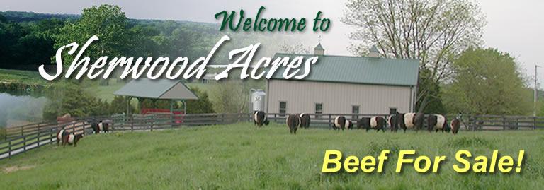 Sherwood Acres Beef