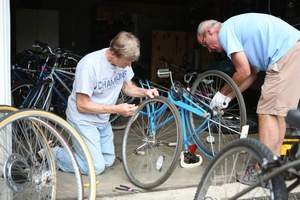 pedal power project