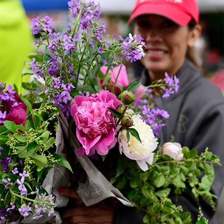 Flowers Beargrass Farmers Market